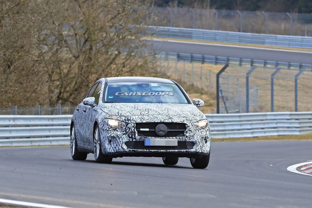 Benz представил новый седан A-Class