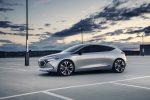 Компактный электромобиль Mercedes-Benz EQA 2018 01