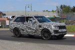 Купе-внедорожник Range Rover 2018