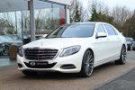 Льюис Хэмилтон продает Mercedes-Maybach S600 2018 01