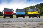 OX - это грузовик, который можно собрать всего за 12 часов