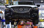 Mazda отзывает более 8000 автомобилей в России
