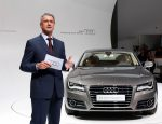 В Германии арестован глава корпорации AUDI