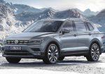 В Россию приедет 7-местный Volkswagen Tiguan