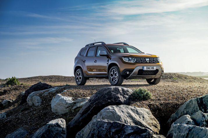 Новый Renault Dacia Duster 2019
