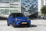 Обновленный Toyota Aygo выходит в продажу в Великобритании по цене от £9 695