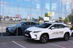 Тест-драйв Lexus RX300 AWD 05