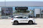 Тест-драйв Lexus RX300 AWD 09
