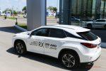 Тест-драйв Lexus RX300 AWD 24