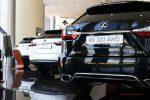 Тест-драйв Lexus RX300 AWD 76