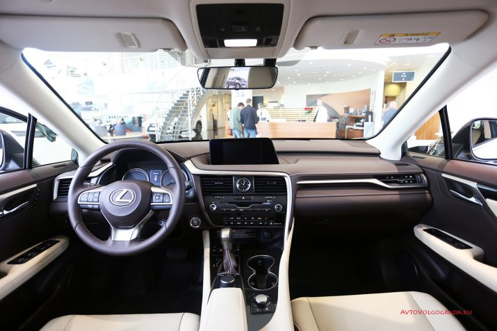 Lexus RX300 AWD интерьер