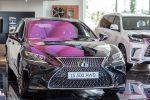 Тест-драйв Lexus LS 500 2018 01