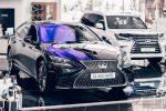 Тест-драйв Lexus LS 500 2018 02