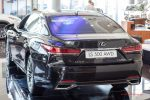Тест-драйв Lexus LS 500 2018 06