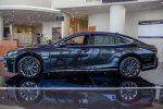 Тест-драйв Lexus LS 500 2018 07