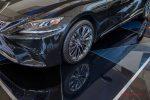 Тест-драйв Lexus LS 500 2018 08