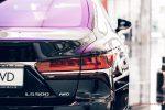 Тест-драйв Lexus LS 500 2018 10