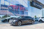Тест-драйв Lexus LS 500 2018 14