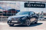 Тест-драйв Lexus LS 500 2018 19
