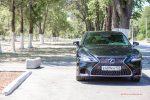 Тест-драйв Lexus LS 500 2018 21