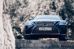 Тест-драйв Lexus LS 500 2018 29