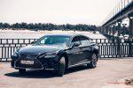 Тест-драйв Lexus LS 500 2018 46