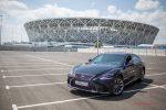 Тест-драйв Lexus LS 500 2018 51