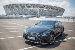 Тест-драйв Lexus LS 500 2018 52