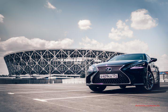 Тест-драйв Lexus LS 500 2018 года – максимально доступный премиум-класс