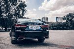 Тест-драйв Lexus LS 500 2018 67