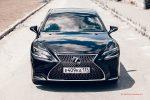 Тест-драйв Lexus LS 500 2018 77