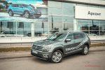 Тест-драйв Volkswagen Teramont 2018 18