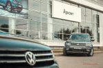 Тест-драйв Volkswagen Teramont 2018 20