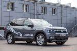 Тест-драйв Volkswagen Teramont 2018 24