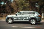 Тест-драйв Volkswagen Teramont 2018 27
