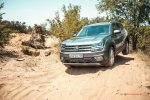 Тест-драйв Volkswagen Teramont 2018 45