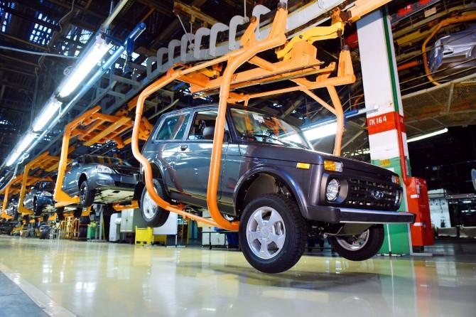 Волжский автомобильный завод продолжает улучшать финансовые показатели