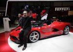 На 66 году жизни скончался глава Ferrari