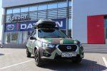 Презентация экспериментальной версии Datsun mi-DO с Пикуленко в АРКОНТ