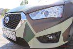Экспериментальная версия Datsun mi-DO с Пикуленко в АРКОНТ 2018 14