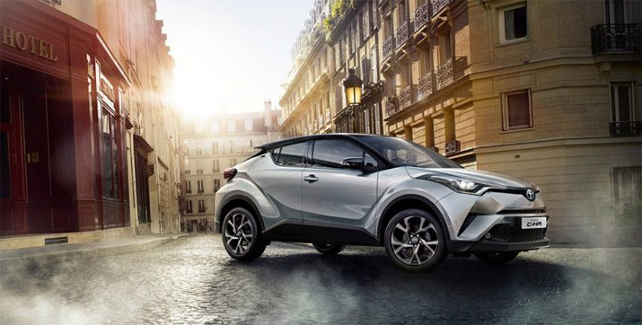 Toyota C-HR в Волгограде