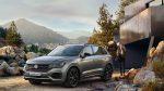 Volkswagen Touareg: тест-драйв новинки!