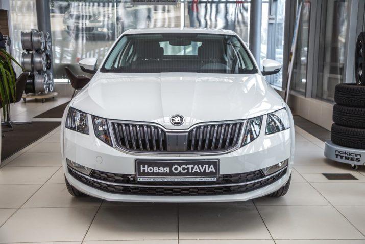 ŠKODA OCTAVIA – бестселлер чешской марки среди отечественных автовладельцев