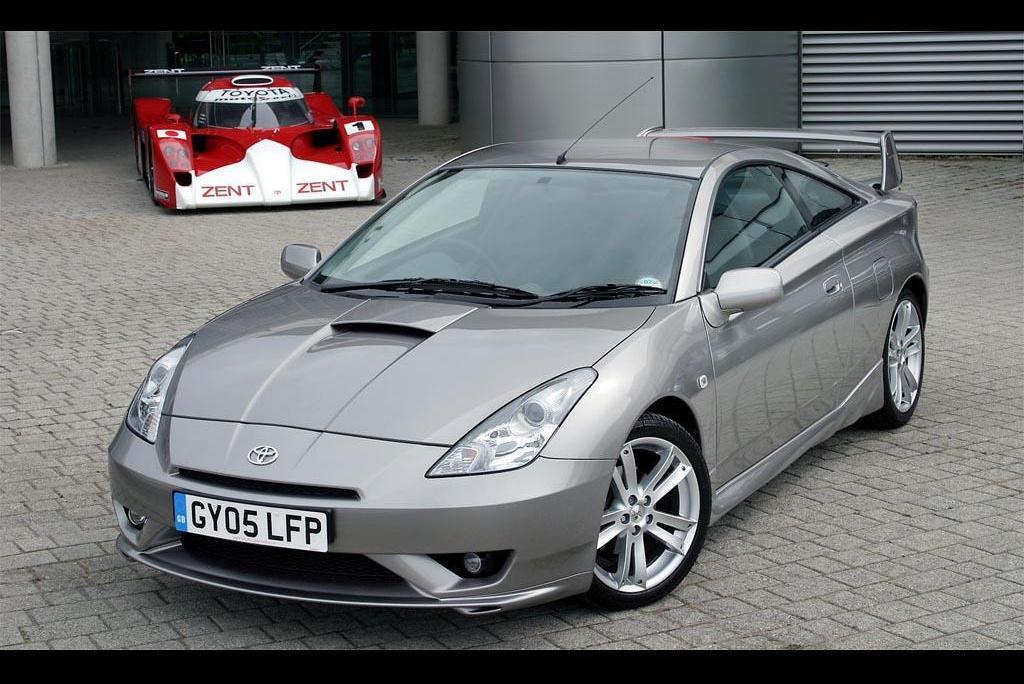Тойота  хочет  возродить очередное  купе— Celica или MR2