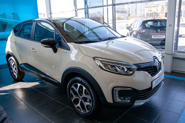 В Renault KAPTUR предусмотрены все необходимые системы активной и пассивной безопасности, которые придают уверенности на дороге