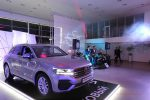 Презентация Volkswagen Touareg 2018 Волгоград 14