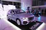 Презентация нового Volkswagen Touareg 2018 от компании «Арконт» в Волгограде