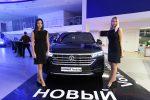 Презентация Volkswagen Touareg 2018 Волгоград 38