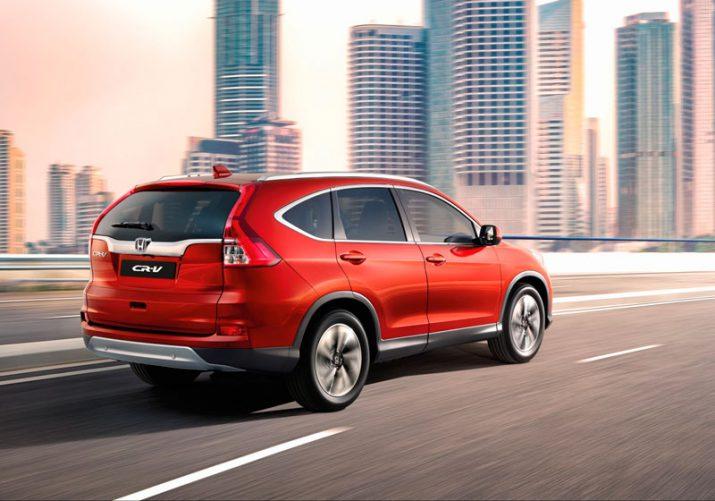 Хонда СРВ: технологичный салон, динамичность на дороге и экономичность в эксплуатации