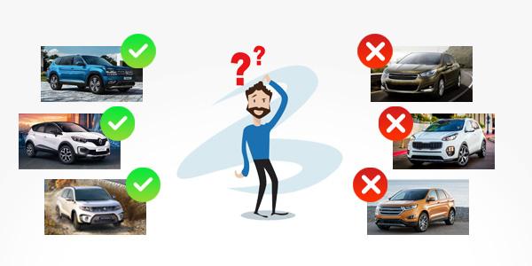 Выбор немецких и японских брендов - это минимум проблем с продажей авто в будущем